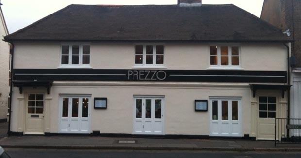 Reserve a table at Prezzo - Maidenhead