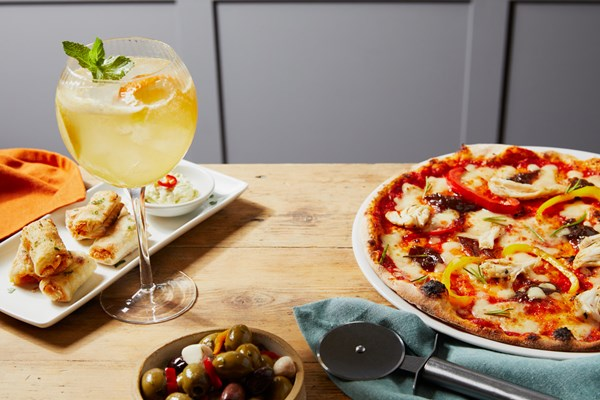 Prezzo - New Oxford Street - London