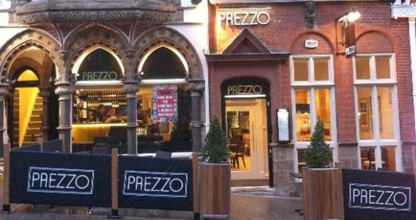 Prezzo - Nottingham - Low Pavement - Nottinghamshire
