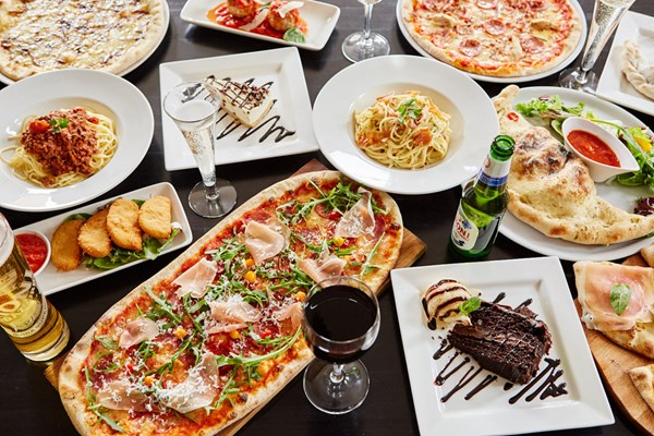 Prezzo - Stevenage LP - Hertfordshire