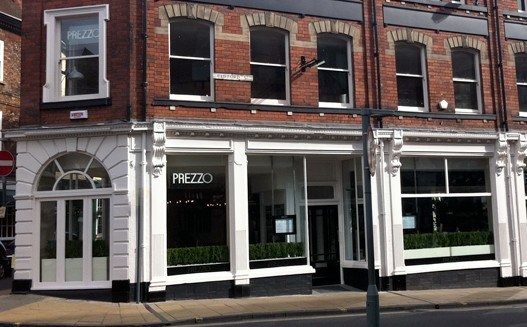 Prezzo - York - North Yorkshire