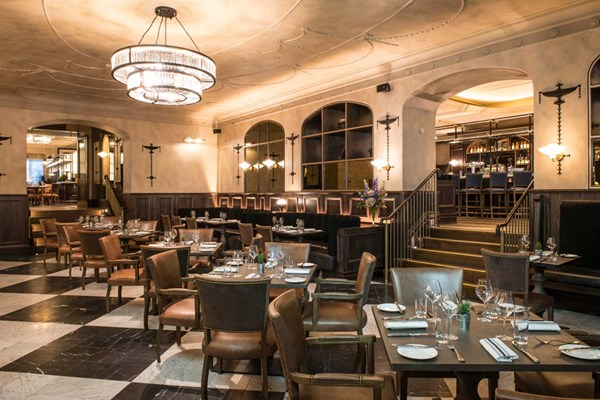 The Printing Press Bar & Kitchen - Edinburgh