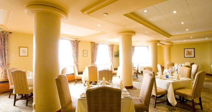 Reserve a table at Promenade Restaurant at Hilton Blackpool