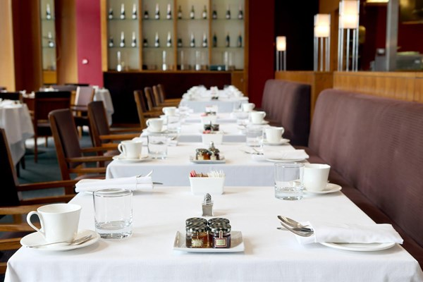 Quadrato Restaurant - Canary Riverside Plaza - London