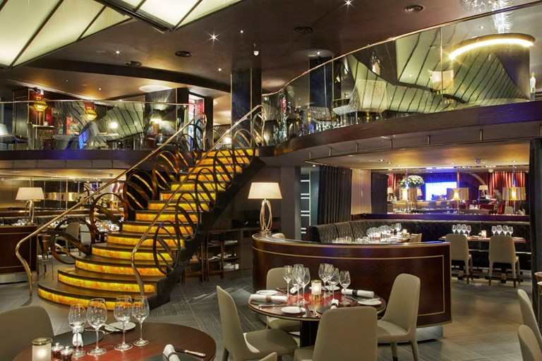 Quaglino 39 s restaurant mayfair london bookatable for Best private dining rooms central london