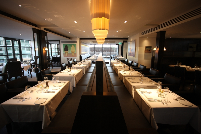 Reserve a table at Quartier Restaurant