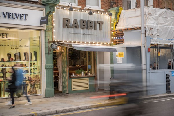 Rabbit - London