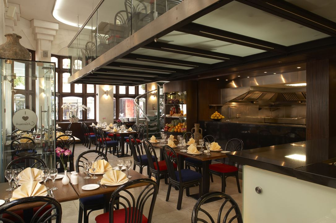 Reserve a table at Randa Restaurant - Church Street
