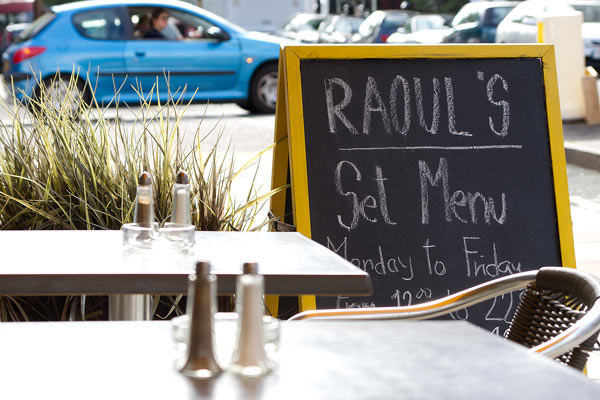 Raoul's - Notting Hill - London