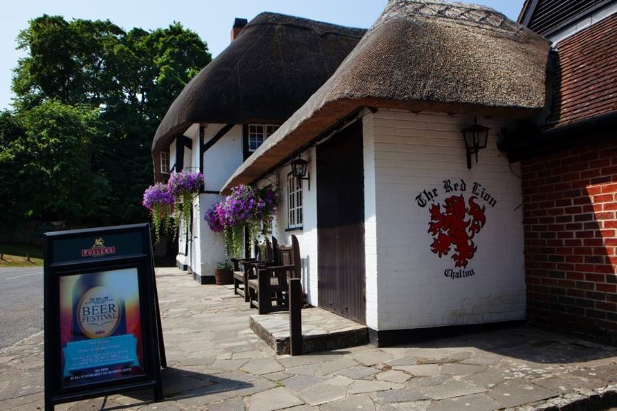 Red Lion - Chalton - Hampshire