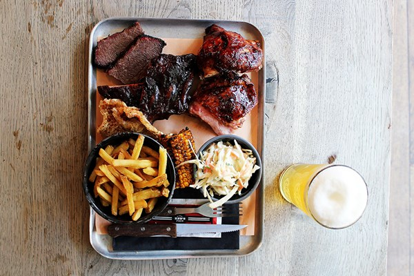 Red's True Barbecue - Leeds - Leeds