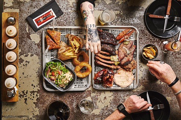 Red's True Barbecue - Liverpool - Merseyside