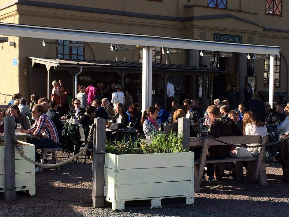 Restaurang Lagerhuset - Gothenburg