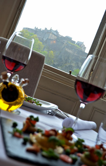 Restaurant 100 at Royal Overseas League - Edinburgh