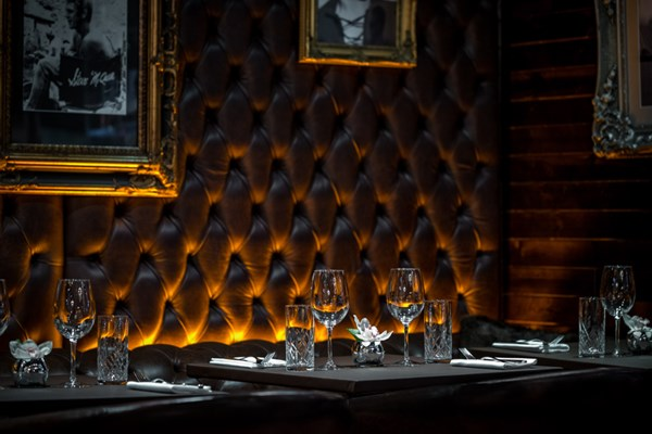 The Grill at McQueen - London