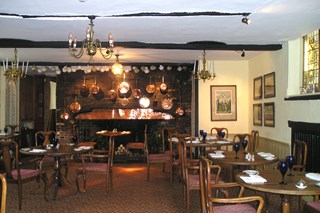 Restaurant at Spread Eagle Hotel - West Sussex