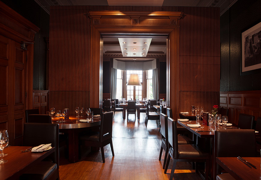 Reserve a table at Restaurant at The Bonham - Edinburgh