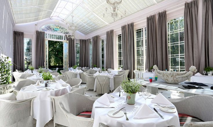Restaurants at The Ickworth Hotel - Suffolk