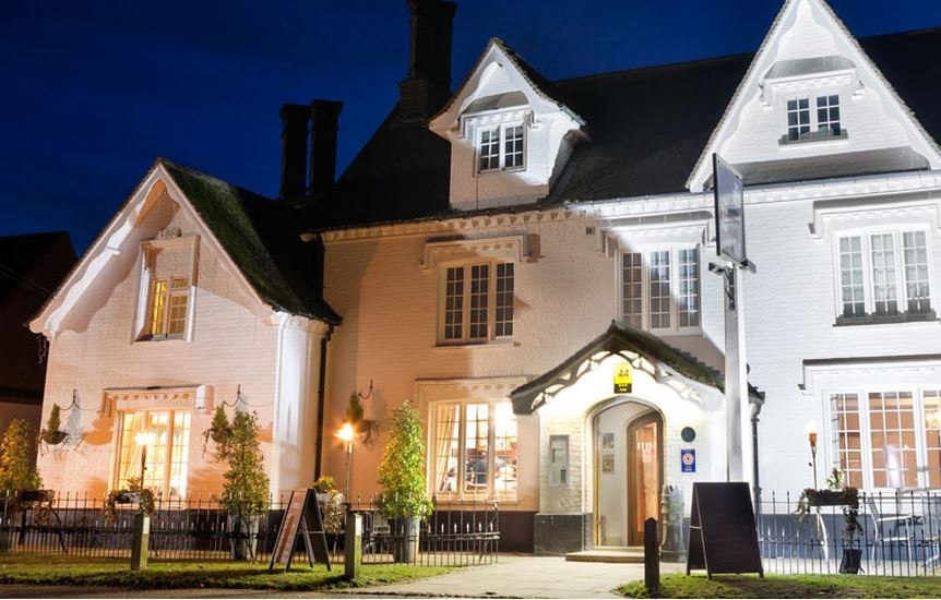 Restaurant at The Kings Head Hotel - Norfolk