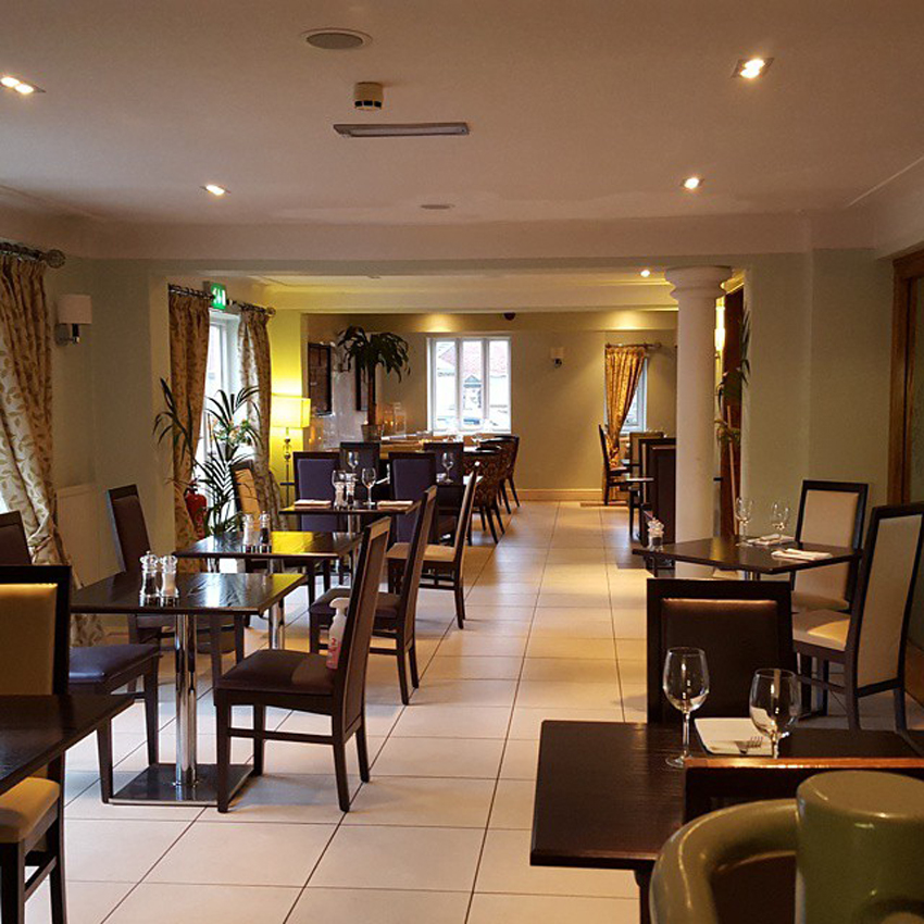 Restaurant at The Lemon Tree - Wrexham