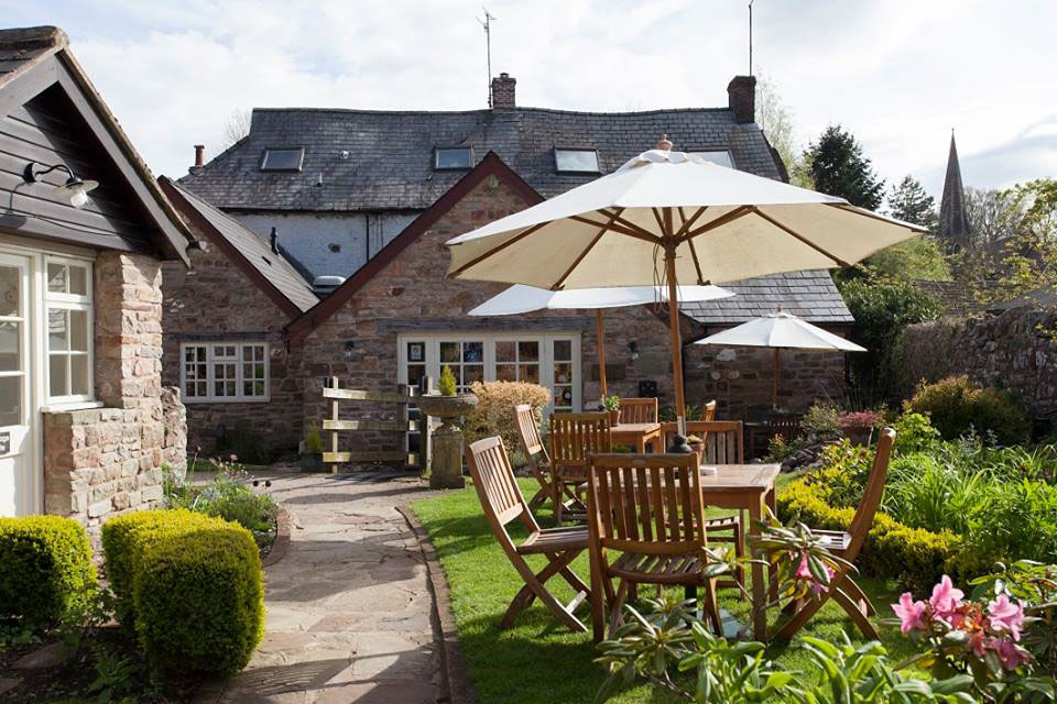 Restaurant at The Tudor Farmhouse Hotel - Gloucestershire