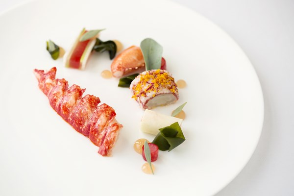 Restaurant Coworth Park - Berkshire