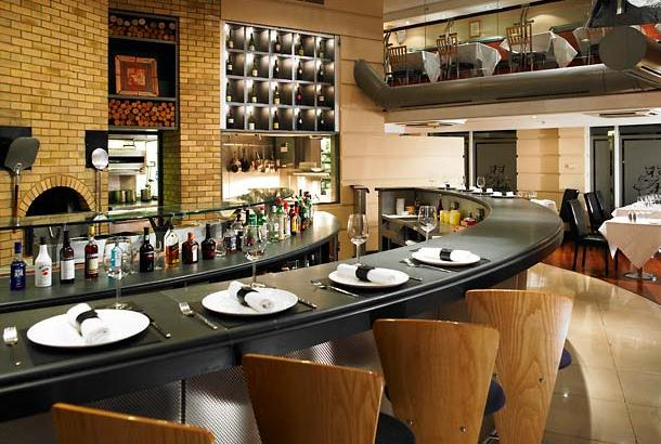 Restaurant Fratelli at London Marriott Hotel Maida Vale - London