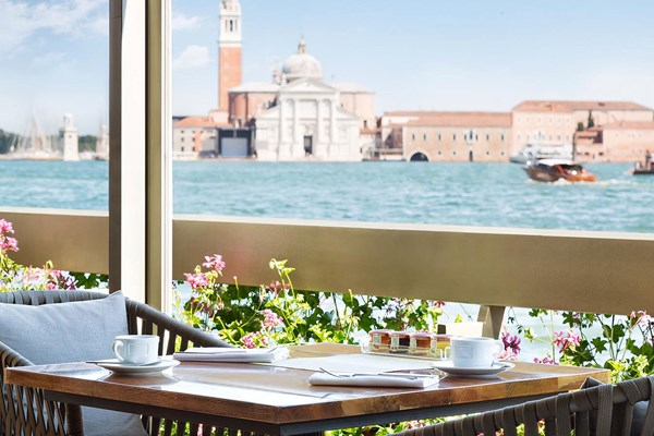InAcqua Restaurant at The Westin Europa & Regina, Venice - Milan