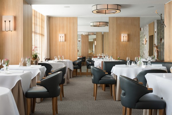 Restaurant Martin Wishart - Edinburgh