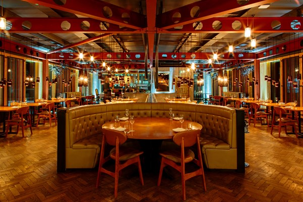 restaurant MCR - Greater Manchester