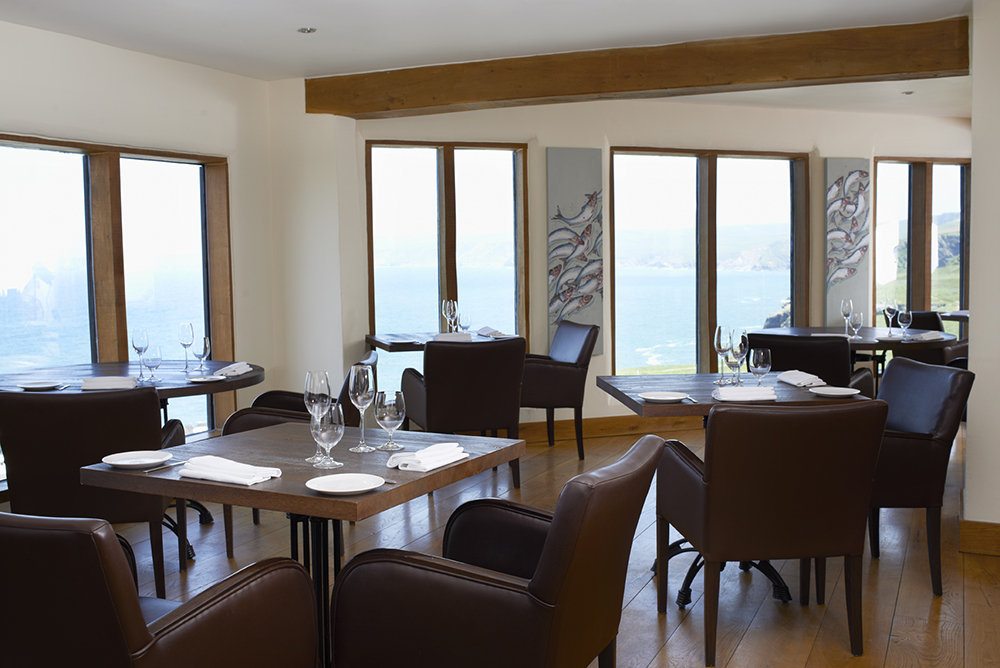 Restaurant Nathan Outlaw - Cornwall