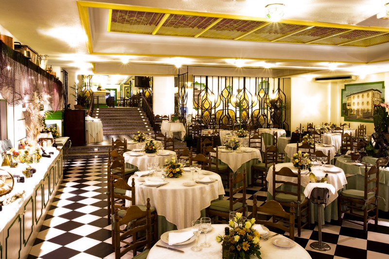 Restaurante El Rocio - Madrid