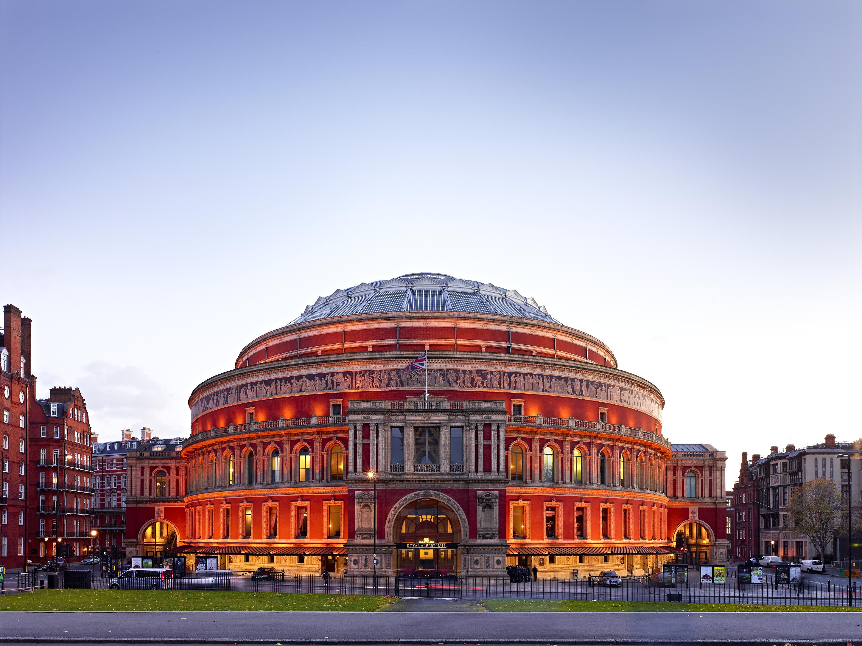 Verdi at Royal Albert Hall - London
