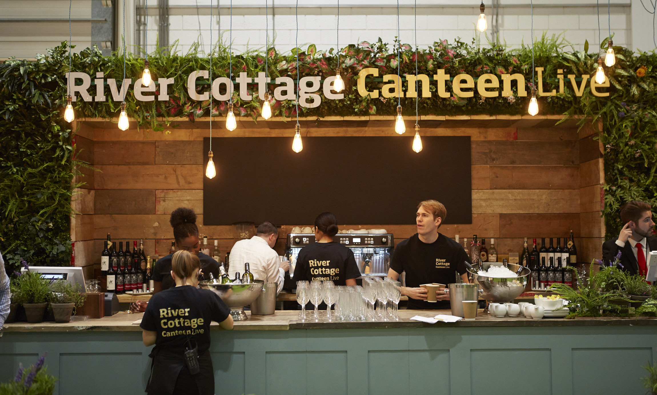 River Cottage - Grand Designs Live - London