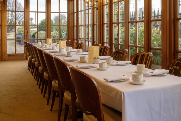 River Room Restaurant at Bedford Swan Hotel - Bedfordshire