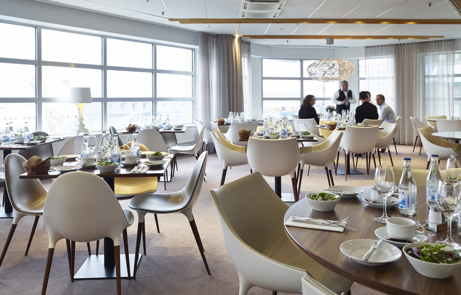 Riverton View Skybar & Restaurant - Gothenburg