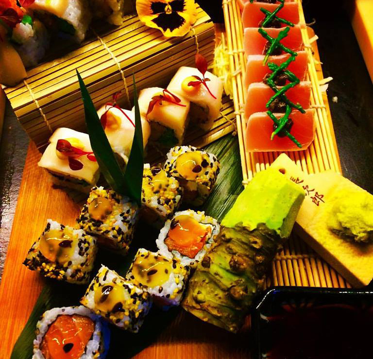Rock Star Sushi Bar - London