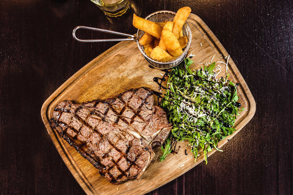 Rocker's Steakhouse - Cambridge Leisure Park - Cambridgeshire