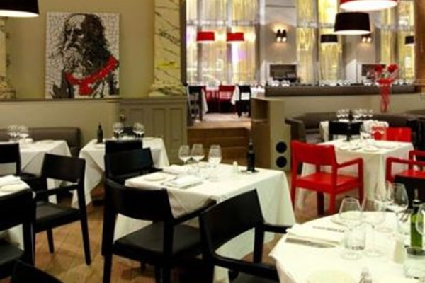 Rosso restaurant and bar manchester book a table online - Book a restaurant table online ...