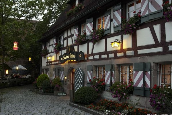 romantik hotel gasthaus rottner n rnberg bookatable. Black Bedroom Furniture Sets. Home Design Ideas