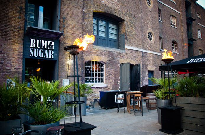 Rum & Sugar Bar and Kitchen - London