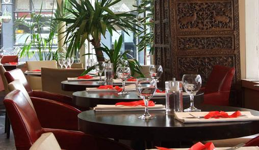 Sade Restaurant - Exmouth Market - London