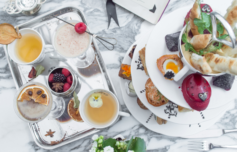 Afternoon Tea at Sanderson - London