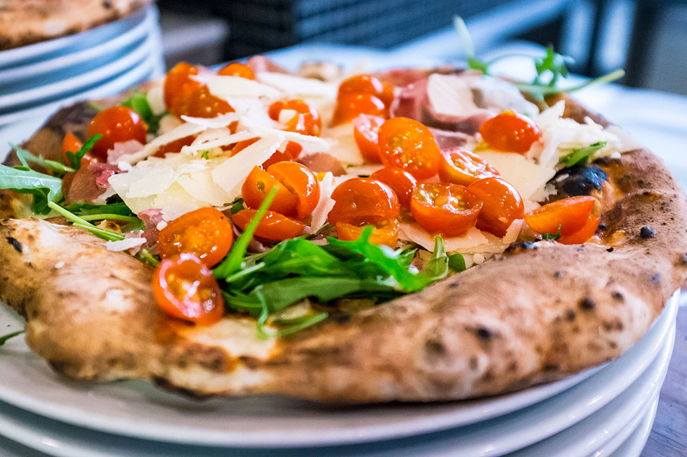 Santa Maria Pizzeria - Fulham - London