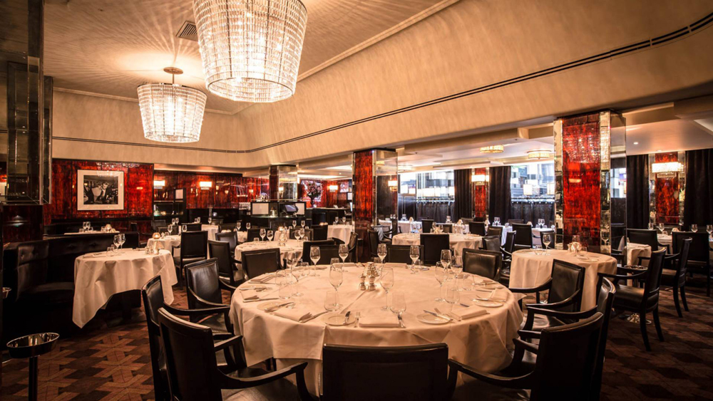 Savoy Grill - Gordon Ramsay Restaurants - London