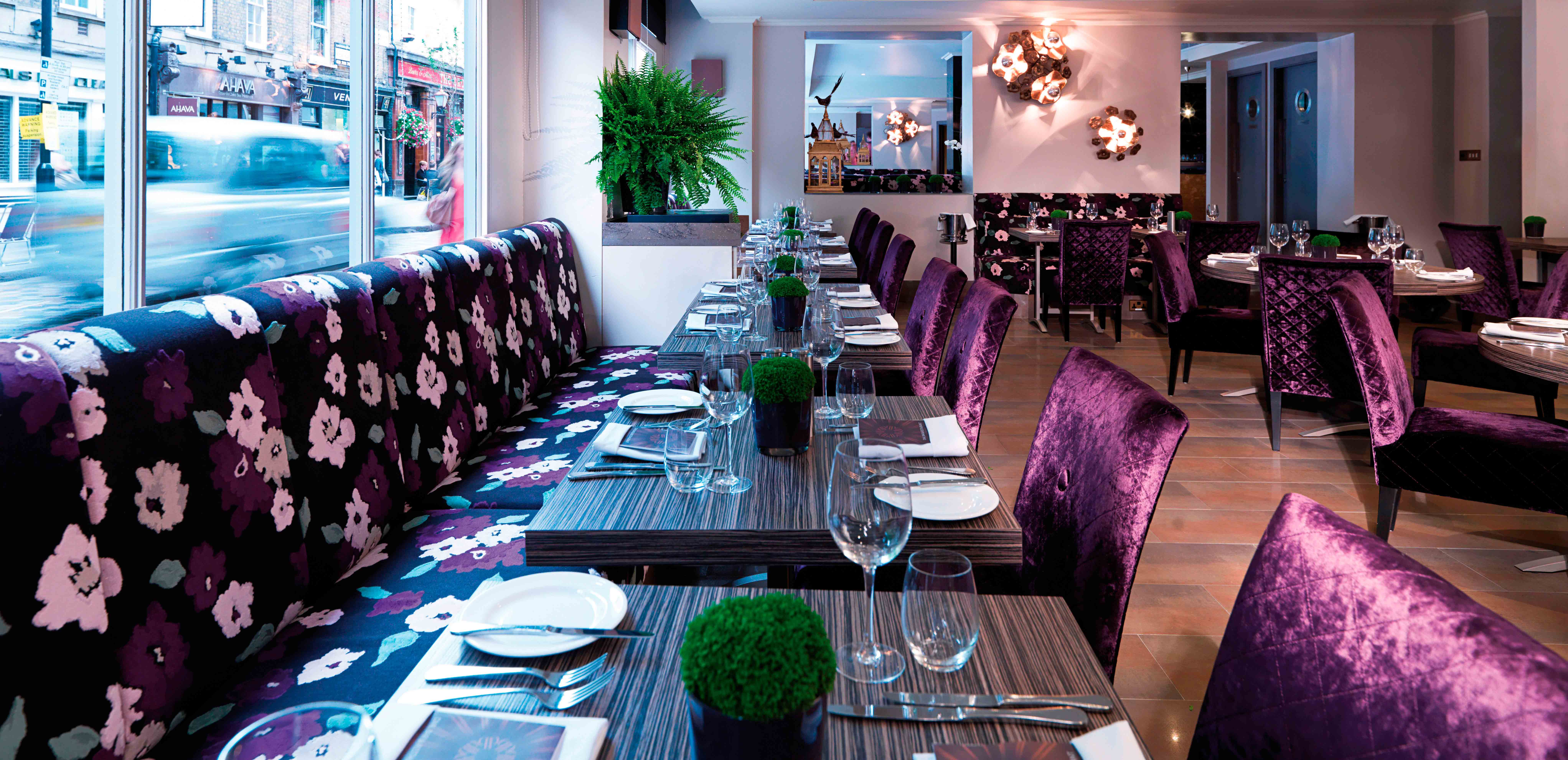 Reserve a table at Scoff & Banter Covent Garden