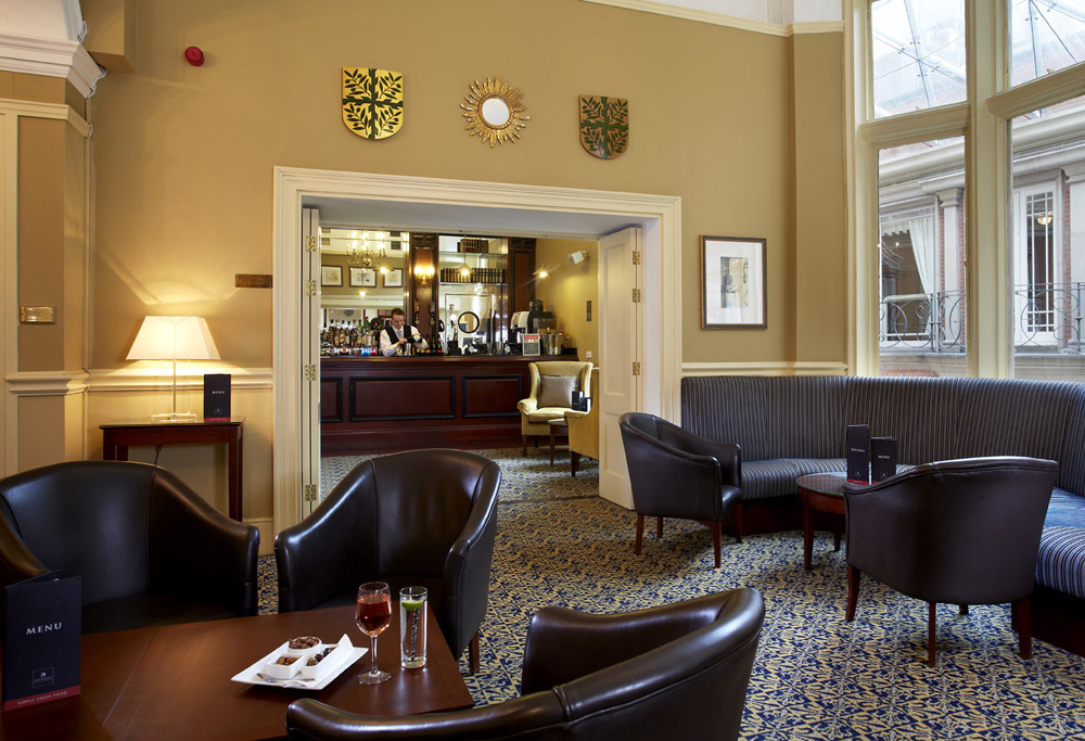 Scottish Steakhouse Club at Macdonald Burlington Hotel - Birmingham