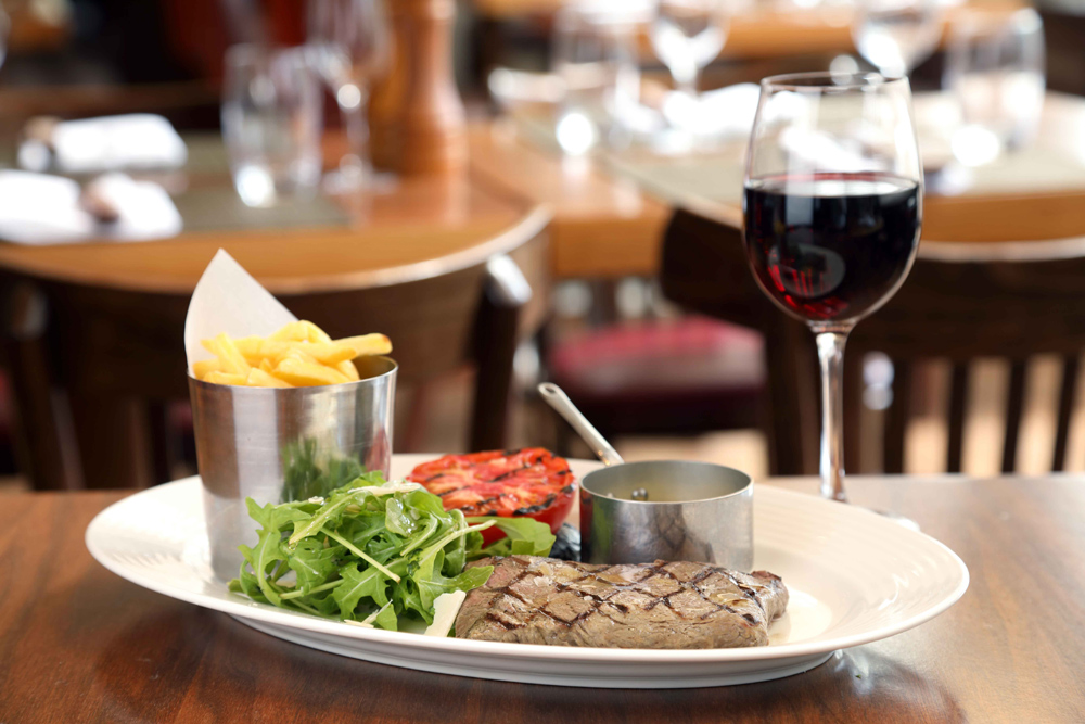 Scottish Steakhouse at Macdonald Spey Valley Golf & Country Club - Highland