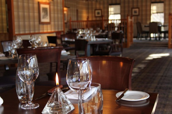 Scottish Steakhouse at Macdonald Spey Valley Golf & Country Club - Högländerna