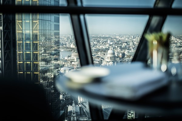 Searcys at the Gherkin - London